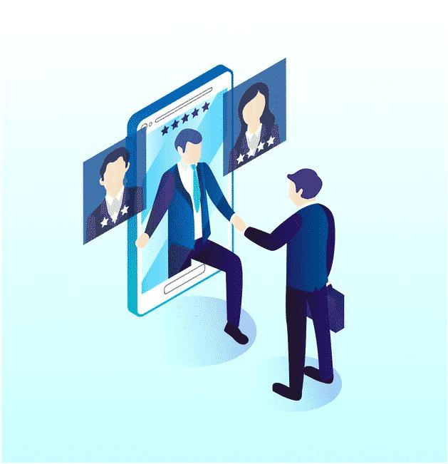 Mobile targeting voor advertenties en sollicitanten