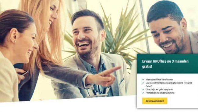 Recruitmentsoftware HROffice samenwerking ABN AMRO